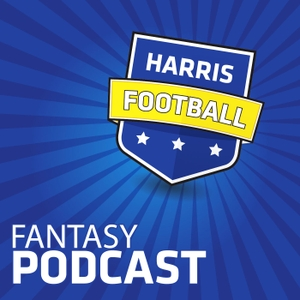 Harris Fantasy Football Podcast by HarrisFootball.com