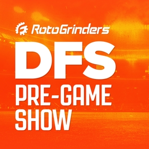 RotoGrinders Daily Fantasy Fix by The RG Network Podcasts
