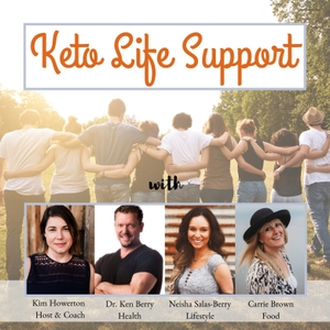 Keto Life Support by Kim Howerton