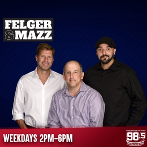 Felger & Massarotti by Beasley Media Group