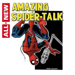 Amazing Spider-Talk: A Spider-Man Podcast by Dan Gvozden, Mark Ginocchio: spider-man, comics, marvel, spiderman, comic books