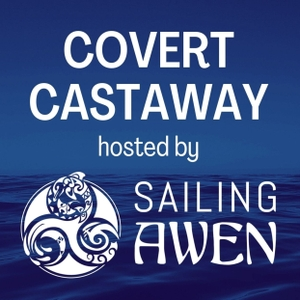 Covert Castaway Liveaboard Sailing by Sailing AWEN   Sailing & Cruising Blogger