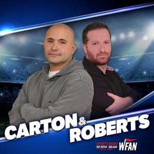 Joe Benigno and Evan Roberts by Radio.com