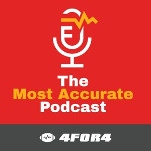 The Most Accurate Podcast by 4for4 Fantasy Football