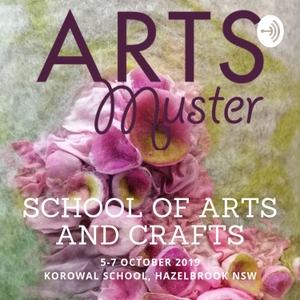 Arts Muster school of arts and crafts in NSW, Australia by Samantha