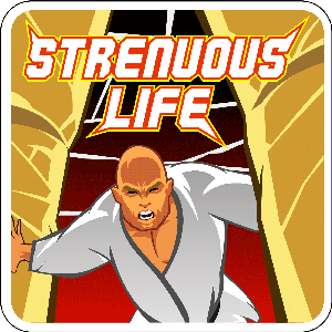The Strenuous Life Podcast with Stephan Kesting by Stephan Kesting