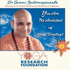 Swamiji's podcast by Swami Jyotirmayananda