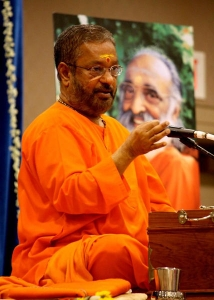 Chinmaya Vrindavan Vedantic Lecture Podcast Series by CMTC