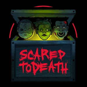 Scared To Death by Dan Cummins