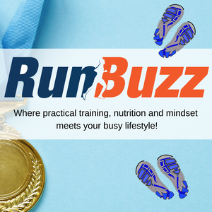 RunBuzz Running Podcast by Steve Carmichael