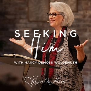 Seeking Him by Nancy DeMoss Wolgemuth