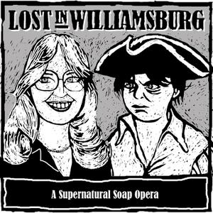 Lost In Williamsburg by Phillip Merritt