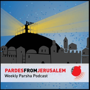 Pardes from Jerusalem by Pardes Institute of Jewish Studies