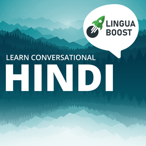 Learn Hindi with LinguaBoost by LinguaBoost