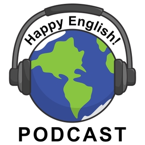 Happy English Podcast by Michael DiGiacomo Happy English