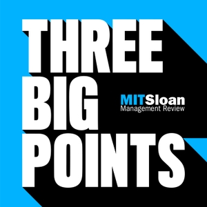 Three Big Points by MIT Sloan Management Review