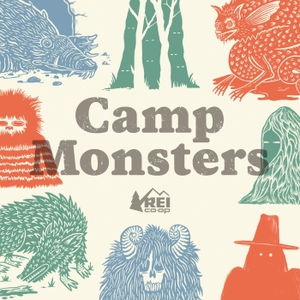 Camp Monsters by REI Co-op