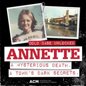 Annette: Cold case unlocked by Carla Hildebrandt