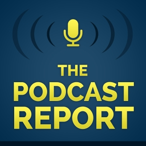 The Podcast Report by Paul colligan