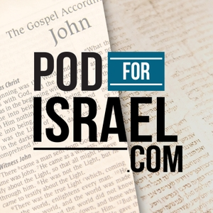 Pod for Israel - The Word from Israel by One for Israel