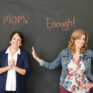 Mom Enough: Parenting tips, research-based advice + a few personal confessions! by Dr. Marti Erickson & Erin Erickson
