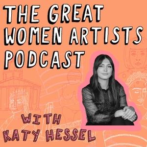 The Great Women Artists by Katy Hessel
