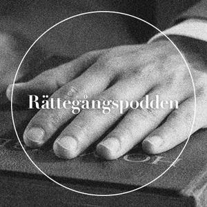 Rättegångspodden by Nils Bergman