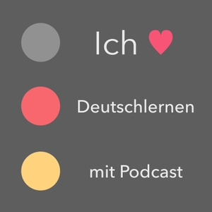 Deutschlernen mit Podcast - Learn German - ドイツ語学習 by JAT LLP