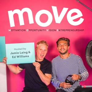 MOVE by Jamie Laing and Ed Williams