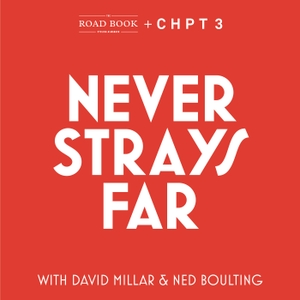 NEVER STRAYS FAR by David Millar & Ned Boulting