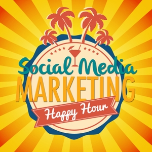 Social Media Marketing Happy Hour Podcast by Dawn Marrs & Traci Reuter ~ Making Marketing Fun and Profitable In A Social World!