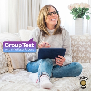 Melissa Rivers' Group Text Podcast by Storic Podcasts