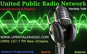 UFO Paranormal Radio & United Public Radio by Joe Montaldo & United Public Radio
