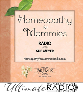 Homeopathy for Mommies by Sue Meyer
