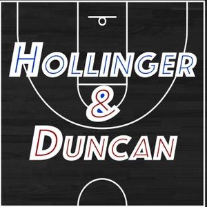 Hollinger & Duncan NBA Show - NBA Basketball Podcast by John Hollinger and Nate Duncan