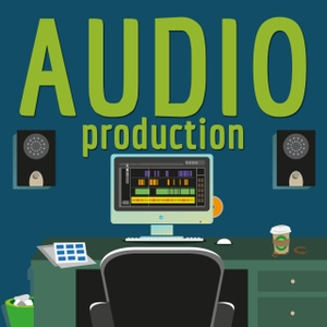Audio Production Podcast by Mike Russell