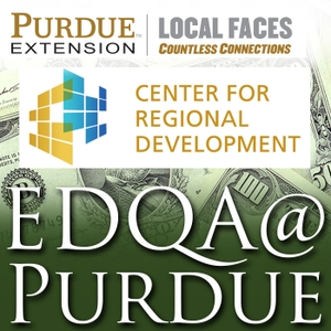 Economic Development Q&A at Purdue by Scott Hutcheson