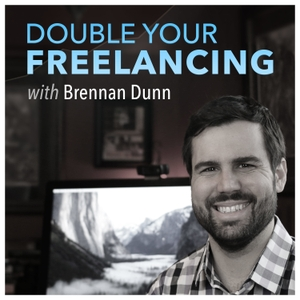 Double Your Freelancing Podcast by Brennan Dunn