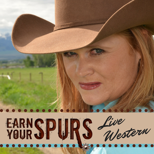 Earn Your Spurs: Exploring the Cowboy, Horses and All Things Western by Alyssa Barnes brings you your weekly dose of cowboy culture through interviews with cowboys, cowgirls, bull riders, rodeo stars, western professionals and other inspiring people within the western space.