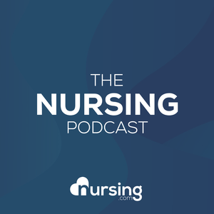 Nursing Podcast by NRSNG (NCLEX® Prep for Nurses and Nursing Students) by Jon Haws RN: Nursing Podcast Host, Critical Care Nurse,  Nursing School Mentor, &  NCLEX Educator