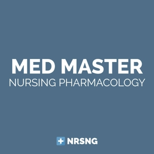 MedMaster Show (Nursing Podcast: Pharmacology and Medications for Nurses and Nursing Students by NRSNG) by Jon Haws RN CCRN: Critical Care Nurse & NCLEX Educator