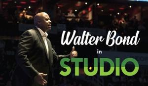 Walter Bond in Studio by Walter Bond