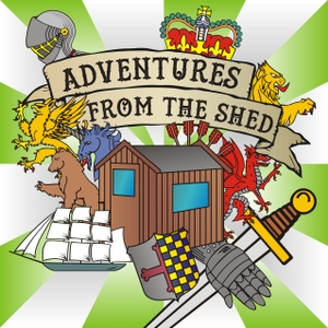 Adventures From The Shed - A Tabletop RPG Podcast by Joe Young and the AFTS Cast