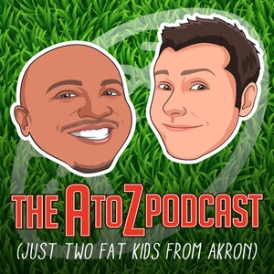 The A to Z Podcast With Andre Knott and Zac Jackson by Andre Knott and Zac Jackson