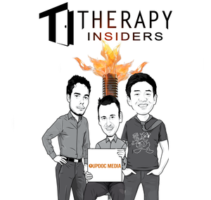 Therapy Insiders Podcast -->>Physical therapy, business and leaders by UpDoc Media