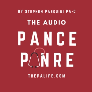 The Audio PANCE and PANRE Physician Assistant Board Review Podcast by The Physician Assistant Life | Smarty PANCE