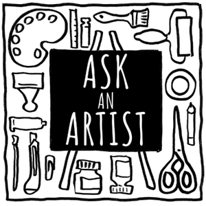 Ask An Artist by Laura Boswell and Peter Keegan