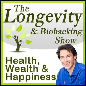 The Longevity & Biohacking Show with Jason Hartman by Jason Hartman & Fernando Aires with Dr. Joel Fuhrman, Dr. Joe Dizpenza, Dr.