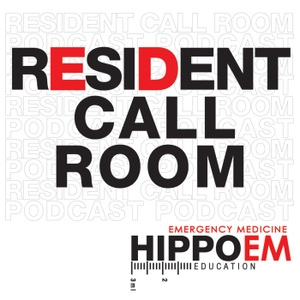 The Hippo EM Resident Call Room by Hippo Education, LLC.