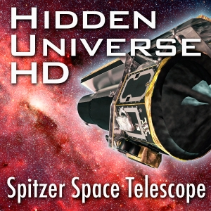 Hidden Universe HD: NASA's Spitzer Space Telescope by NASA's Spitzer Science Center / NASA / Caltech